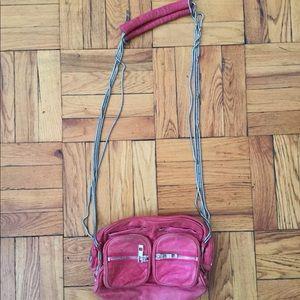 Auth Alexander Wang Brenda Crossbody Shoulder Bag